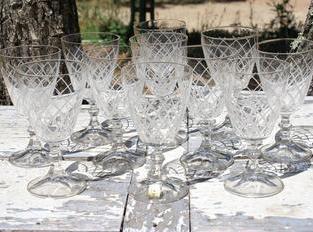 Glaswerk, Glas-objecten & Kristal