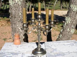 Kandelaars (en kaarsen)